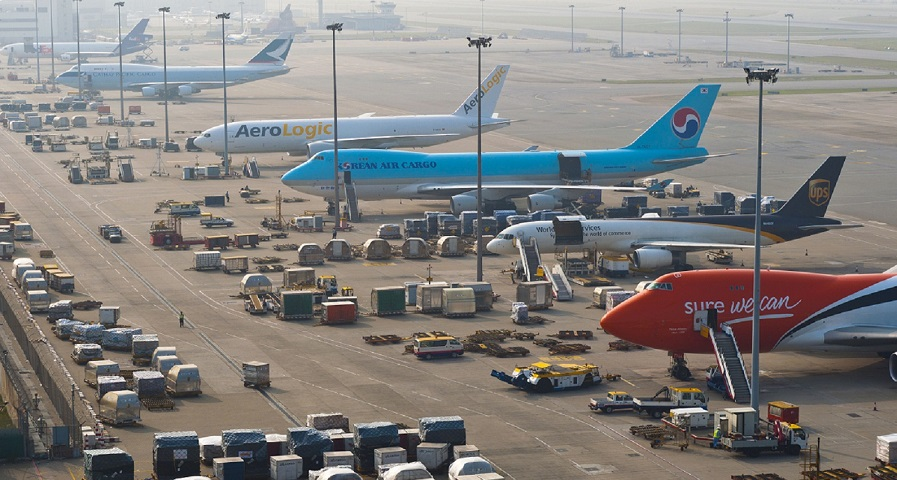 Airfreight in Asia : A rising demand