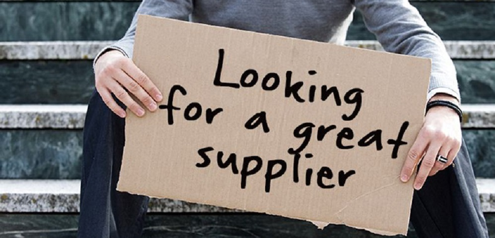 How to Choose A New Supplier