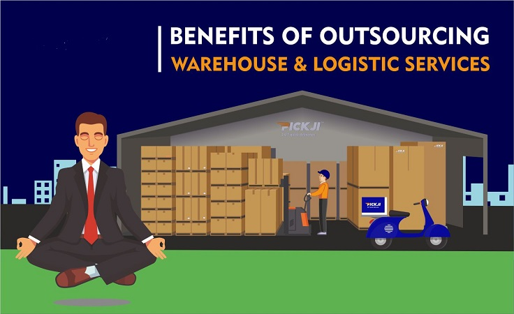 10 Benefits To Outsource Warehousing